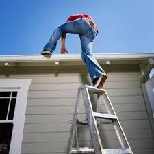 roof climbing
